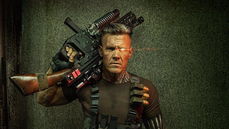 Meet Cable, Ini Trailer Terbaru Deadpool 2