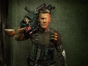 Berperan Sebagai Cable di Deadpool 2, Josh Brolin Terima Pujian