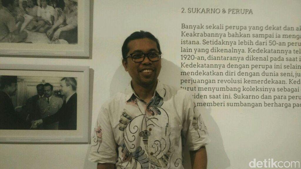 Soekarno, Sang Kolektor Lukisan Terbesar di RI Sepanjang Sejarah