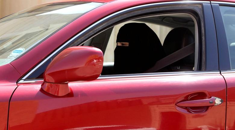 Arab Gelar Pameran Mobil Khusus Wanita Foto: Reuters/File