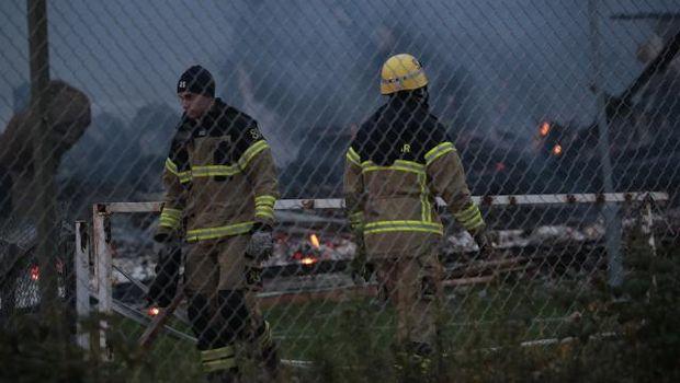 Masjid di Swedia Diduga Dibakar, Pemuda 20 Tahun Ditangkap