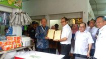 PD Pasar Jaya Targetkan Revitalisasi 35 Pasar Tradisional di DKI