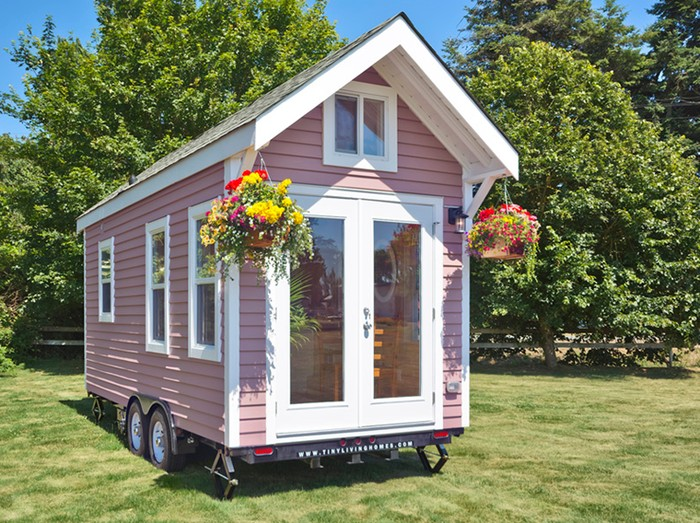 Foto: Mint Tiny House