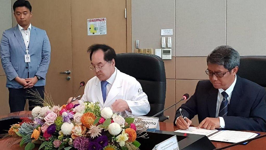 UNPAD Gandeng Gachon University Tingkatkan Kapasitas Bidang Kesehatan