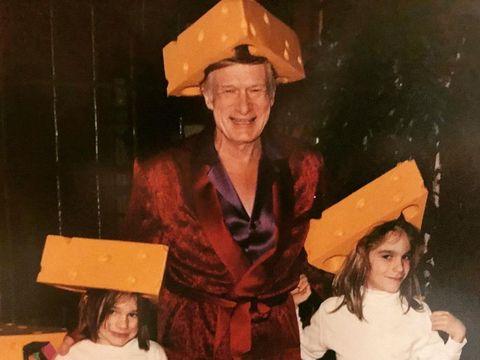 Cara Miliki Umur Panjang seperti Bos Playboy Hugh Hefner
