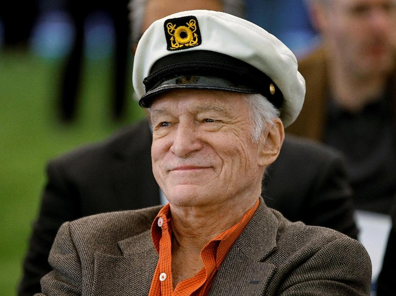Foto: Hugh Hefner (Reuters/Stringer)