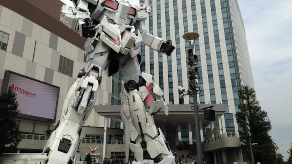 Legendary Entertaiment akan Garap Gundam Live-Action?