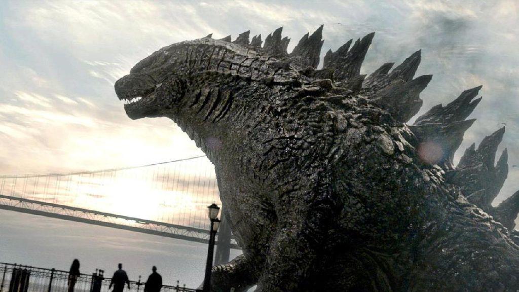 Sinopsis Godzilla di Bioskop Trans TV, Monster Obrak-abrik New York