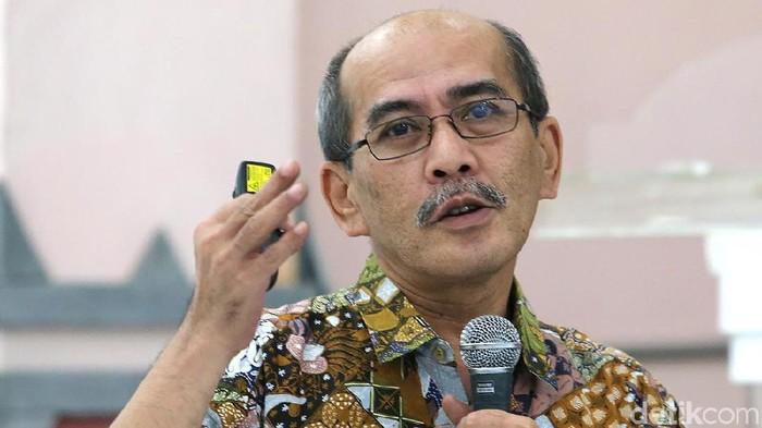 Pengamat ekonomi UI, Faisal Basri