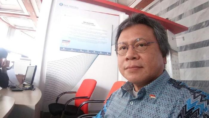 Alvin Lie adukan gojek ke BI