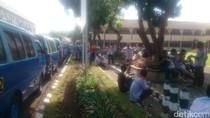 Sopir Angkutan Kota Magelang Mogok Kerja Pagi Ini