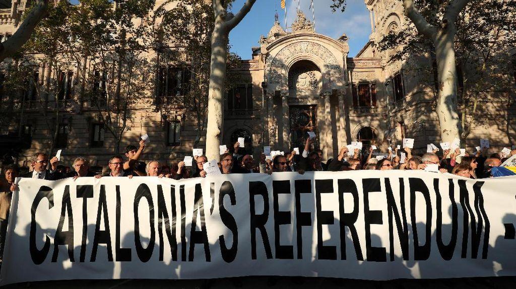 Ini Risiko Besar Bila Catalonia Merdeka dari Spanyol