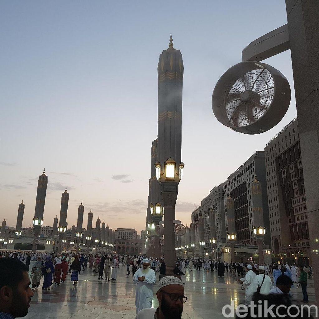 Persiapan Penyambutan Jemaah Haji di Tanah Suci Sudah Final