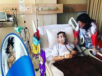 Foto Novanto Sakit Jadi Meme Golkar Doakan Semoga Cepat Sembuh