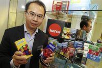 Nyam! Nasi Lemak Kini Jadi Rasa Terbaru Kondom dari Malaysia
