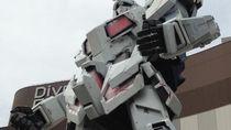 Robot Gundam Kembali Beraksi di Tokyo
