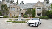 Melihat Playboy Mansion, Rumah Bermain Hugh Hefner
