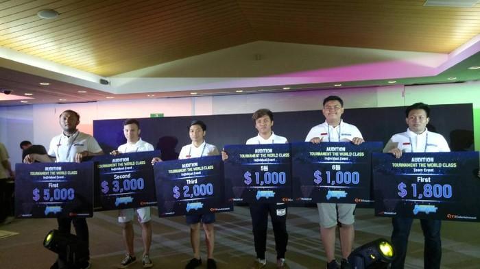 Juara AyoDance World Championship 2017. Foto: istimewa