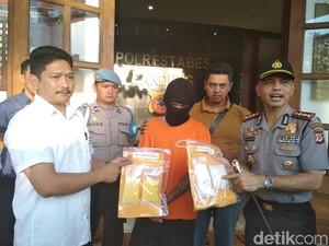 Sopir Angkot Pengedar Pil X di Bandung Terancam 15 Tahun Bui