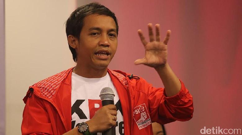 Kelompok Milenial Tinggalkan Jokowi, PSI: Mereka Terkejut Saja