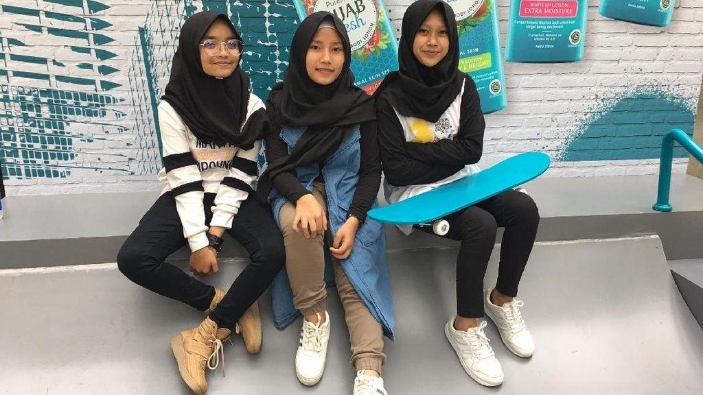 Cerita 3 Hijabers Band Metal Garut Setelah Viral & Disorot Media Asing