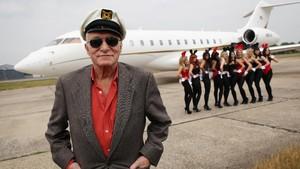 Para Selebriti Dunia Ini Berduka Atas Kepergian Hugh Hefner