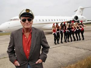 Bos Playboy Hugh Hefner Meninggal Gegerkan Dunia Maya