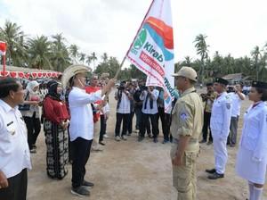 Spirit Persatuan Kirab Pemuda dari Rote Ndao, Titik Paling Selatan Indonesia