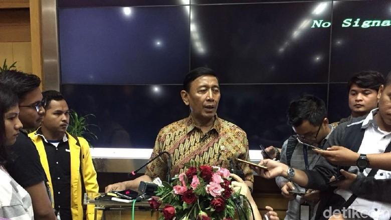 Wiranto: Jangan Sampai Isu PKI Digoreng Jadi Komoditas Politik