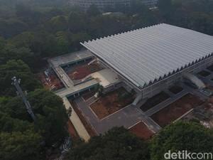 Selain Bulutangkis, Istora Juga Jadi Venue Basket di Asian Games 2018