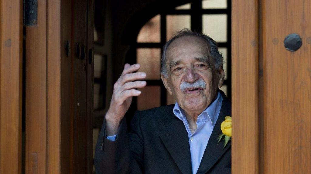 Peraih Nobel Sastra Gabriel Garcia Marquez Juga Pernah Menulis di Playboy