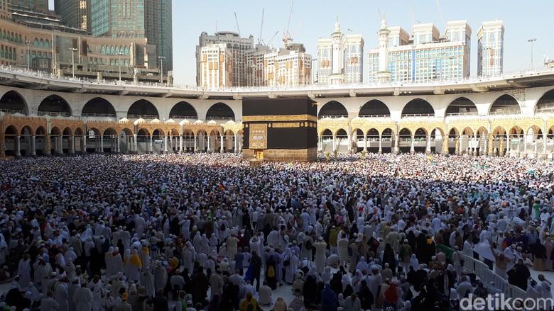 Seluruh Jemaah Haji RI di Madinah Akan Diinapkan di Markaziyah