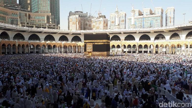245 WNI Diamankan di Saudi karena Haji Pakai Visa Umrah dan Wisata