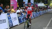 Pebalap Iran Kuasai Etape Neraka Tour de Ijen 2017