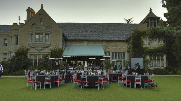 Mansion mewah ini ditempati Hugh Hefner selama 40 tahun