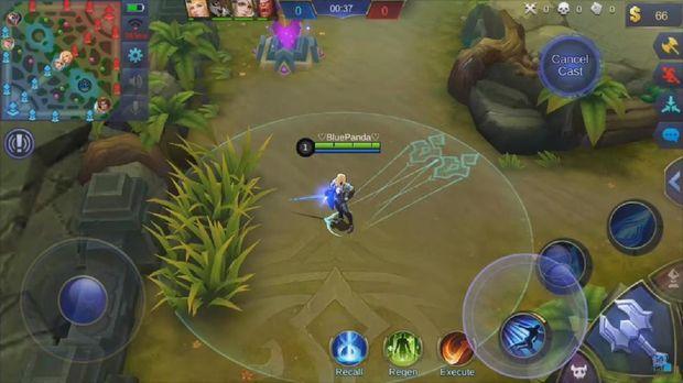 Mengintip Kehebatan Lancelot, Hero Baru Mobile Legends