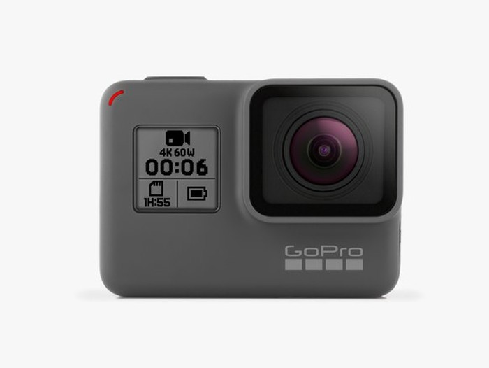 GoPro Hero 6 Black. Foto: GoPro