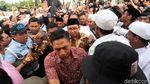 Fadli Zon dan Agus Hermanto Temui Massa Aksi 299