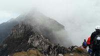 Pendakian di Gunung Raung