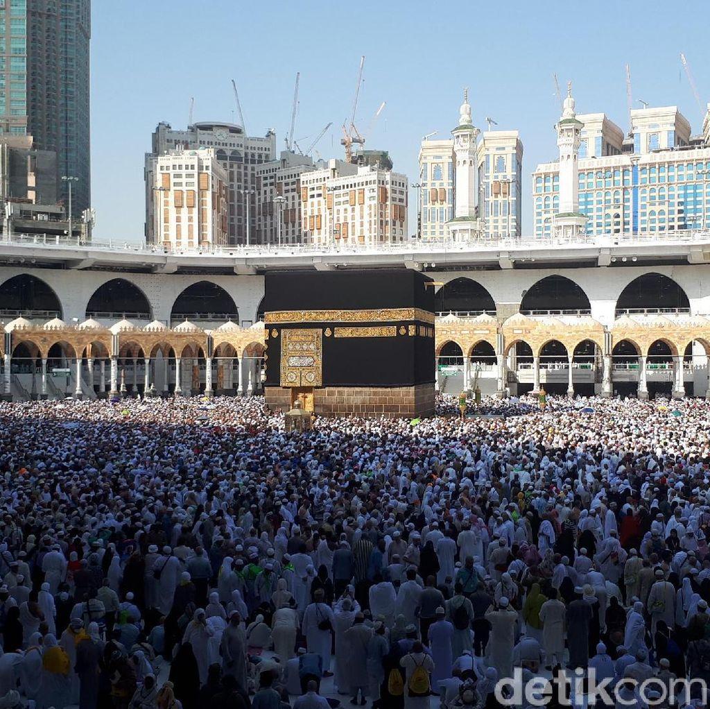 1.231 Jemaah Reguler Belum Lunasi Biaya Haji 2018