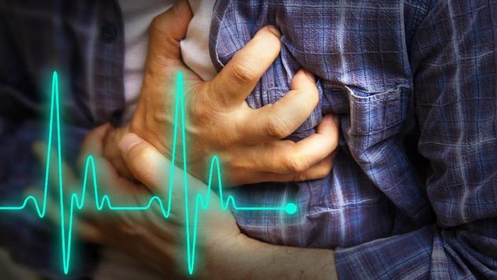 Kebiasaan buruk picu penyakit jantung