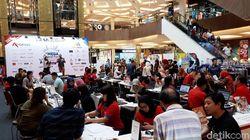 Tur ke Korea Selatan Paling Diminati di Mega Travel Fair Bandung