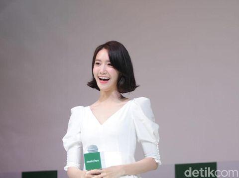 Yoona SNSD datang ke Jakarta
