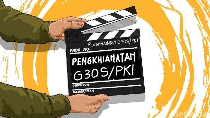 Ilustrasi film Pengkhianatan G30S/PKI