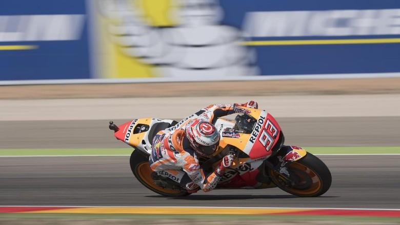 Marquez Tercepat di Sesi Pembuka