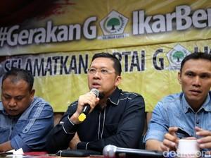 Kritik Pemecatan Yorrys, GMPG: Partai Ini Sakit