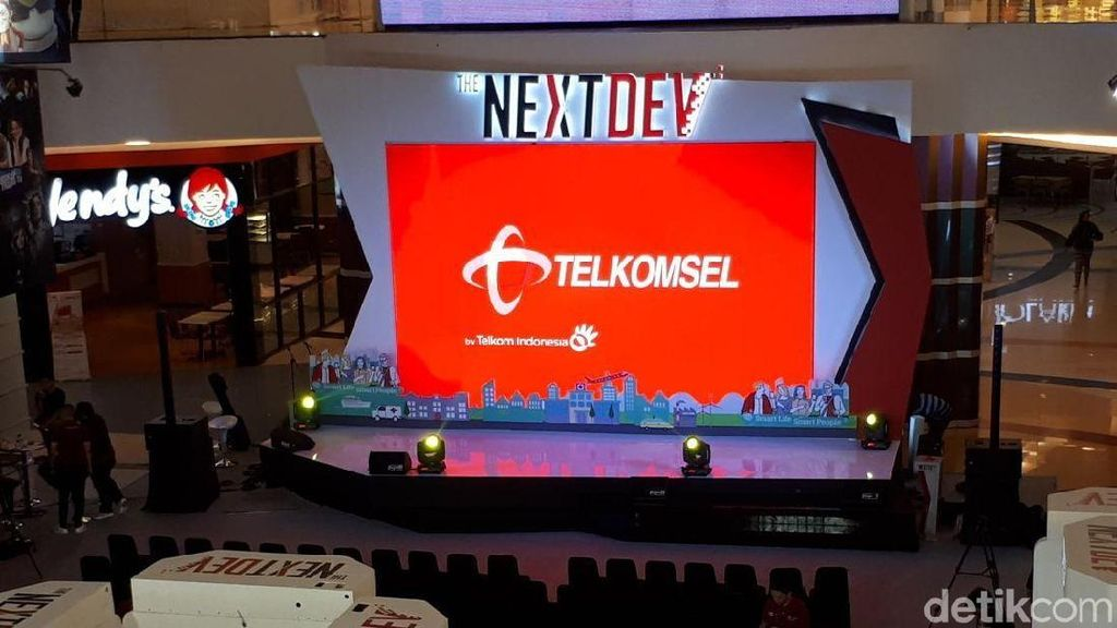 Cerita di Balik Kesuksesan Program The NextDev Telkomsel