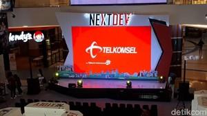 Telkomsel Bakal Ganti Strategi di NextDev 2018
