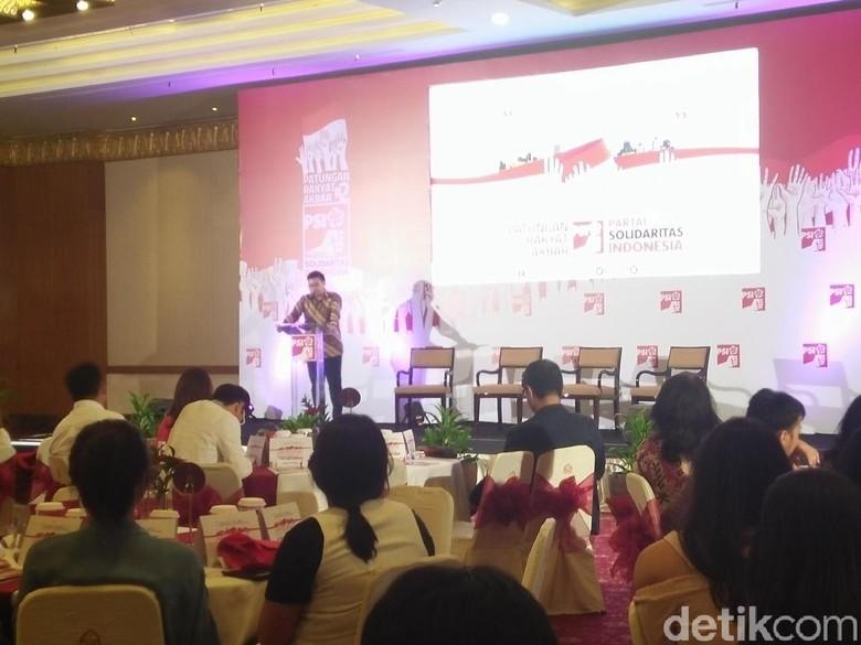 PSI Galang Dana untuk Kampanye Caleg di Pemilu