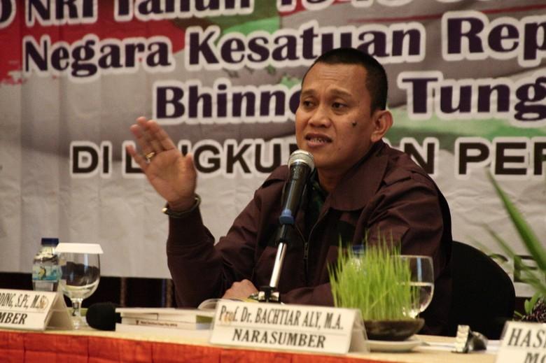 Masyarakat RI Dinilai Menjauh dari Musyawarah Mufakat